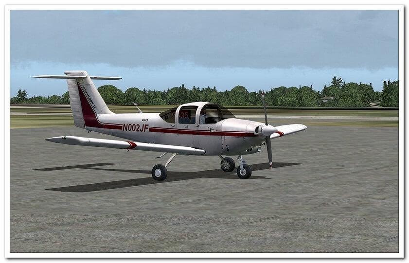 Taylorcraft BC - 12