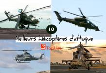 meilleurs hélicoptères d'attaque