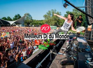 Top 10: Meilleur Dj du Monde (2018)