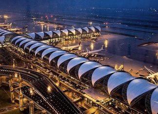 Les plus grands aéroports du monde