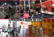 meilleurs salles de Gym