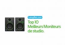 Top 10 Meilleurs Moniteurs de studio en 2018.