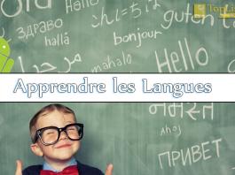 Applications pour Apprendre les Langues