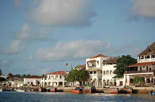 L'île de Lamu