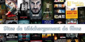 Meilleurs sites de téléchargement de films