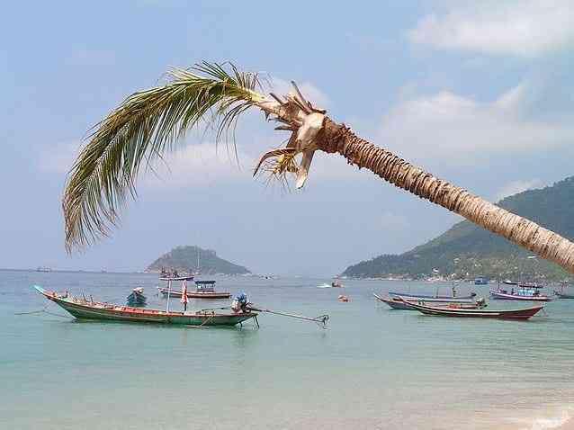 meilleures plages en Thaïlande