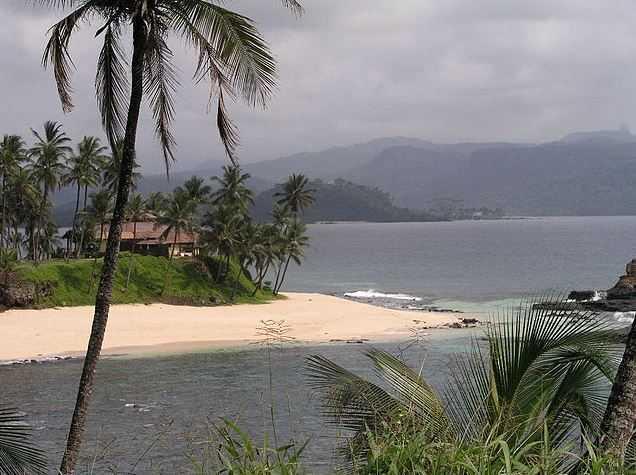 Top 10 des plus belles îles africaines | Sao Tomé