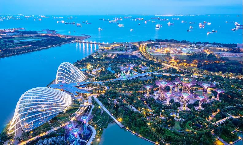 Top dix plus beaux jardins du monde