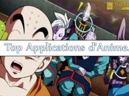 Top 10 meilleures applications d'Anime pour Android 2018.