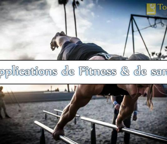 applicationsde Fitness et de santé