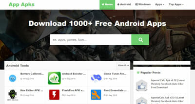 Sites APK fiables