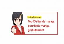Les meilleurs sites de manga pour lire le manga en ligne gratuitement