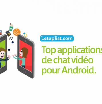 Meilleure application de chat vidéo pour Android