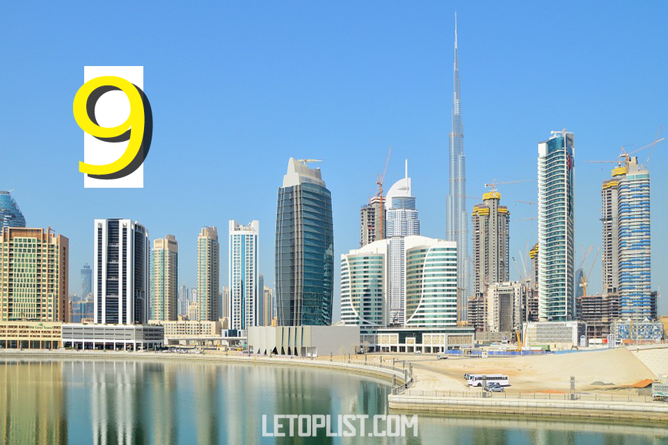 pays les plus riches du monde - Emirats arabs Unis