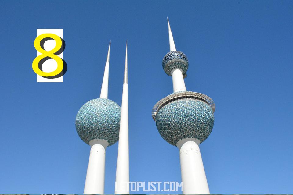 pays les plus riches du monde - Koweit