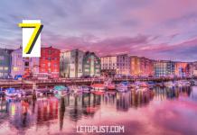 pays les plus riches du monde - Norvège