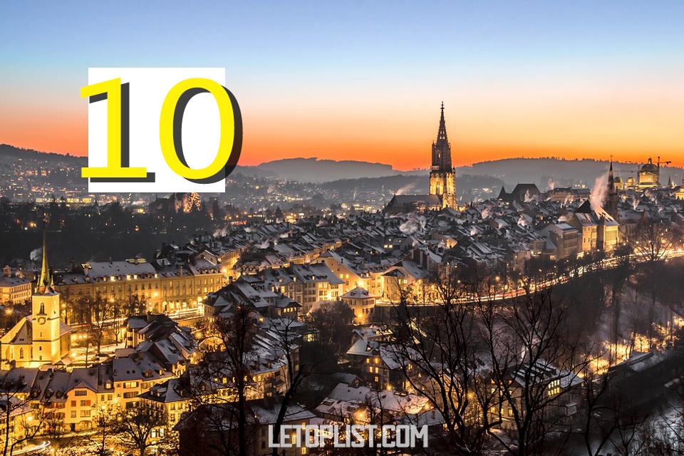 pays les plus riches du monde - Suisse